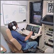 ALTUS II control center