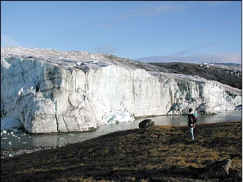 Greenland Ice Sheet 2001