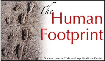 The Human Footprint title