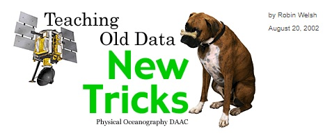 Teaching Old Data New Tricks title