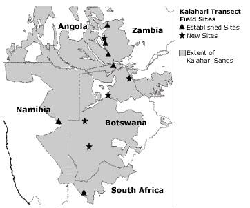 Kalahari Transect