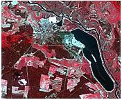 Landsat 5 Chernobyl