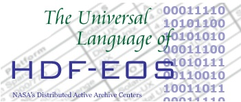 The Universal Language of HDF-EOS title