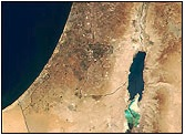 MODIS Middle East