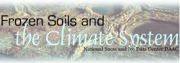 Frozen Soils and the Climate System title