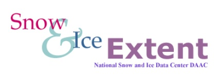 Snow and Ice Extent title