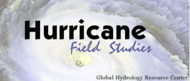 Hurricane Field Studies title