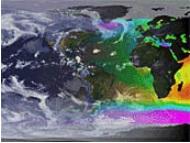 Ocean images model