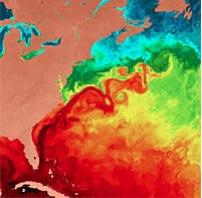 MODIS East Coast North America