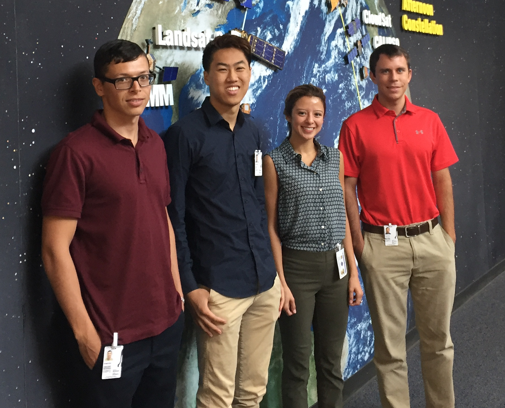 2018 ESDIS Project Office interns
